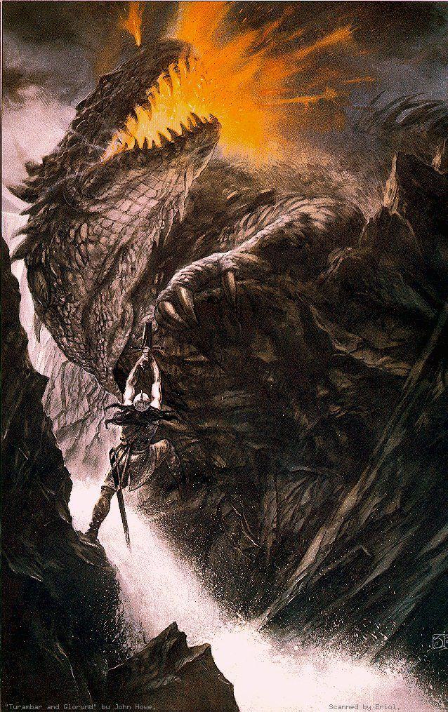 A Mountain dragon