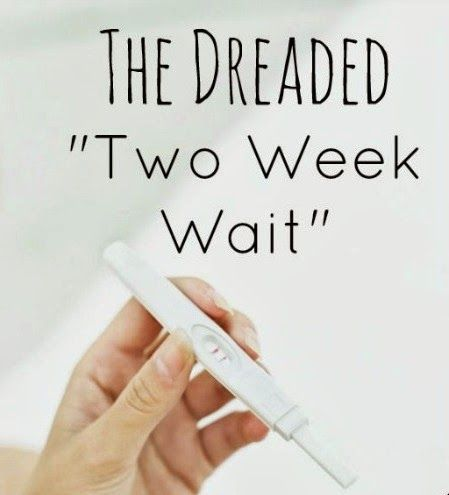 "IUI & the 2 week wait.... Longest 2 weeks of an ""assisted conception"" couple ever!"