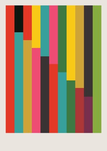 Essential Stripes print