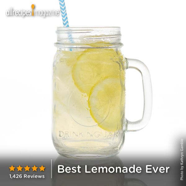 """Best Lemonade Ever 