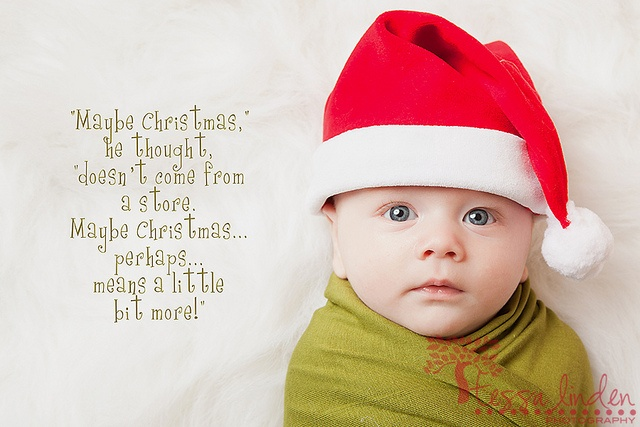 Cute Baby Christmas Quotes. QuotesGram