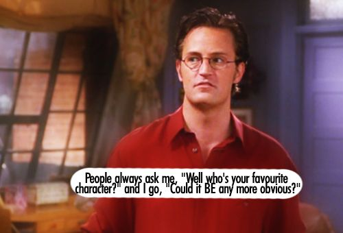 Chandler - Friends