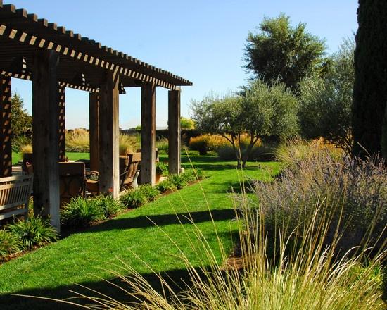 Pergola Idea (www.houzz.com) : Garden Inspirations : Pinterest