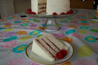 Dorie's Perfect Party Cake | Dessert Recipes | Pinterest