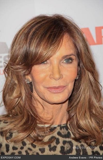 Jaclyn Smith hairstyle Jaclyn Smith
