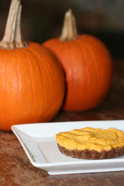 Pumpkin mousse pie. | Make, Eat | Pinterest