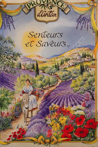 Provence d'Antan Poster