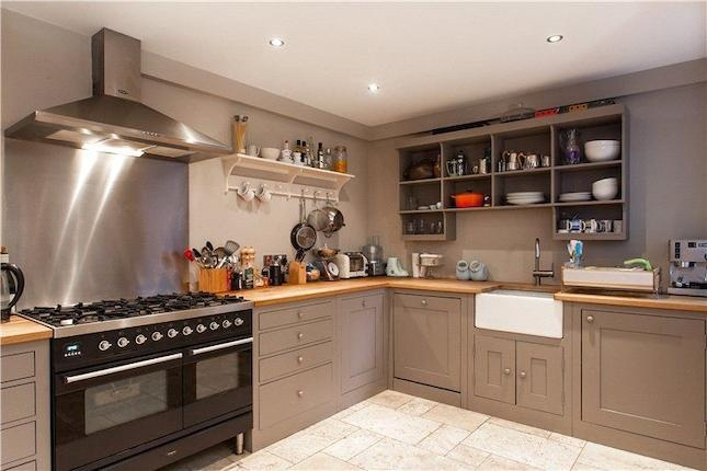 Country kitchen grey kitchen heaven pinterest for Grey country kitchen