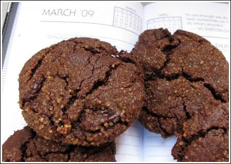 mayan chocolate cookies | food | Pinterest
