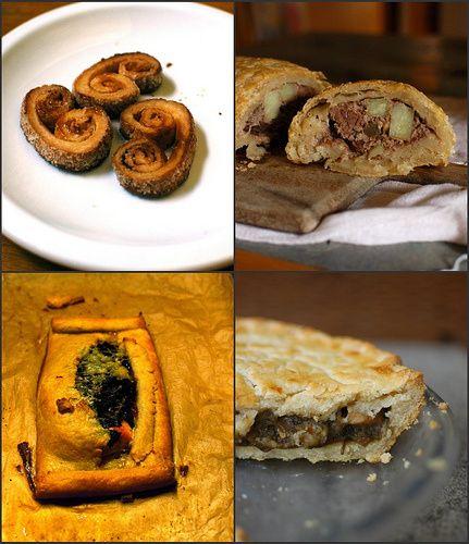Gluten free puff pastry | gluten free recipes | Pinterest