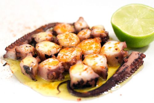 Spanish Braised Octopus with Paprika - Cooking In The City - Recipes ...