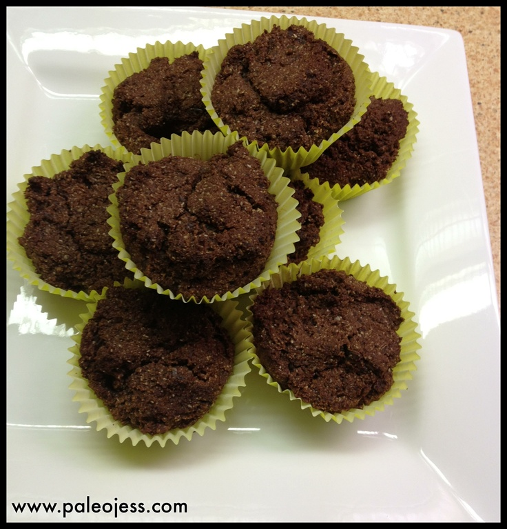 paleo chocolate cupcakes   paleo   Pinterest