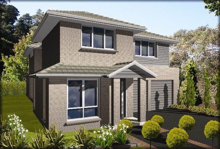 Masterton home designs tempo traditional rhs facade for Masterton home designs