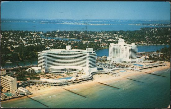 Hotels Near Fontainebleau Miami Beach Florida