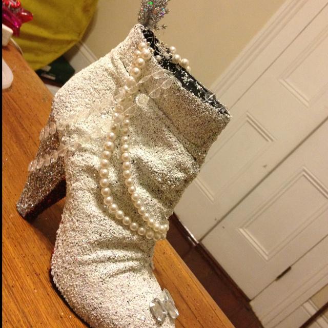 Ryan always makes the best hooker boots