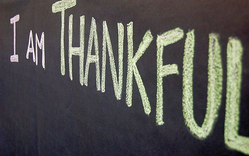 How to be Awesomely Thankful