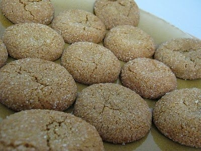 spicy molasses cookies | Sweet Life! | Pinterest