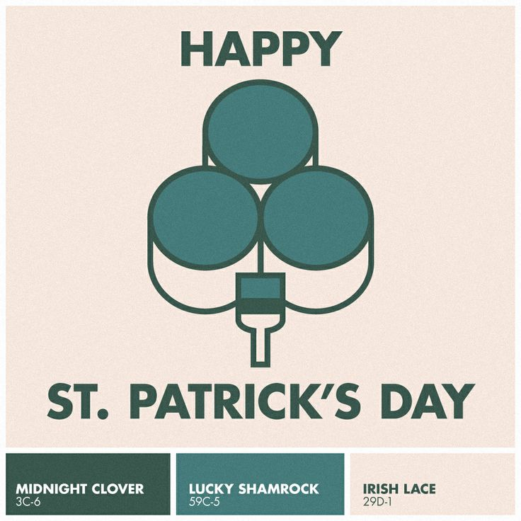 Pin by Pittsburgh Paints & Stains on St. Patrick's Day Paint Colors ...
