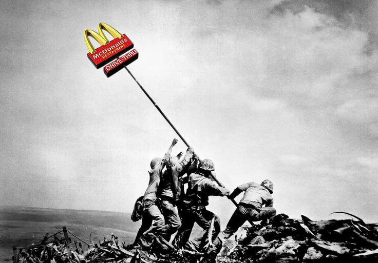 Banksy mcdonald s some art pinterest