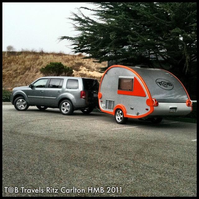 honda pilot 2012 trailer hitch size