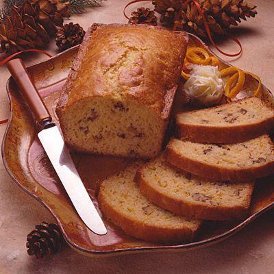 Orange Walnut Bread (Gluten-Free | Recipe