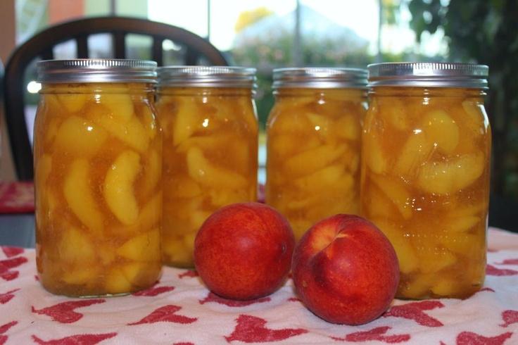 Joanne's Peach Pie filling