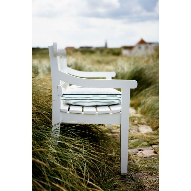 Drachmann Bench white