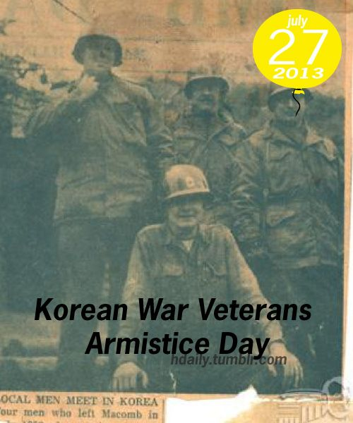 memorial day korean war