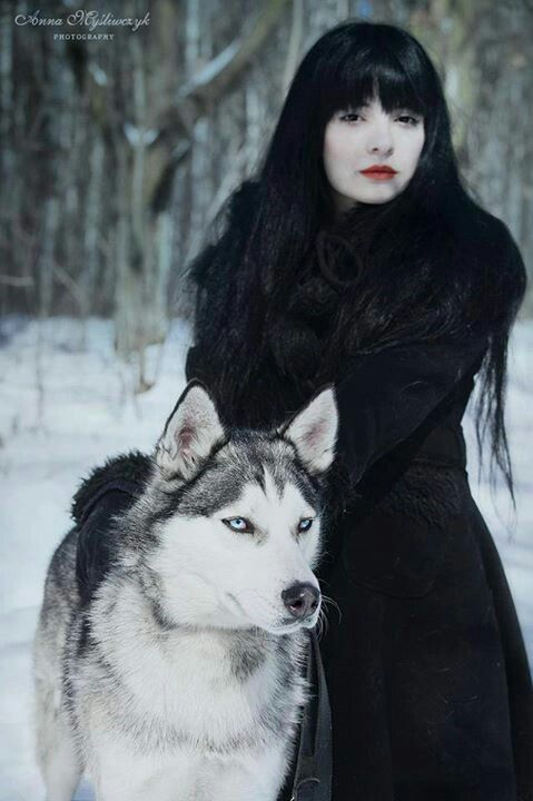 gothic wolf pictures