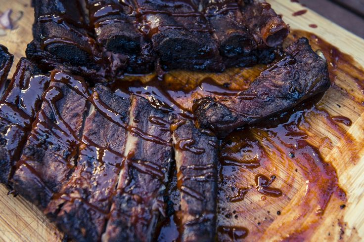 BBQ Pork Ribs TUCKER | Recipes: Pork | Pinterest