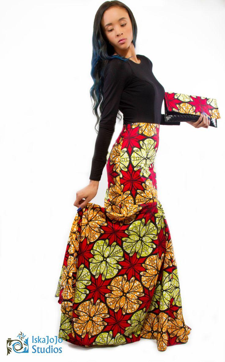 African Fashion Kitenge   Decor ideas   Pinterest