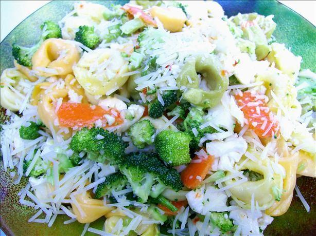 Pampered Chef Confetti Pasta Salad | Recipe