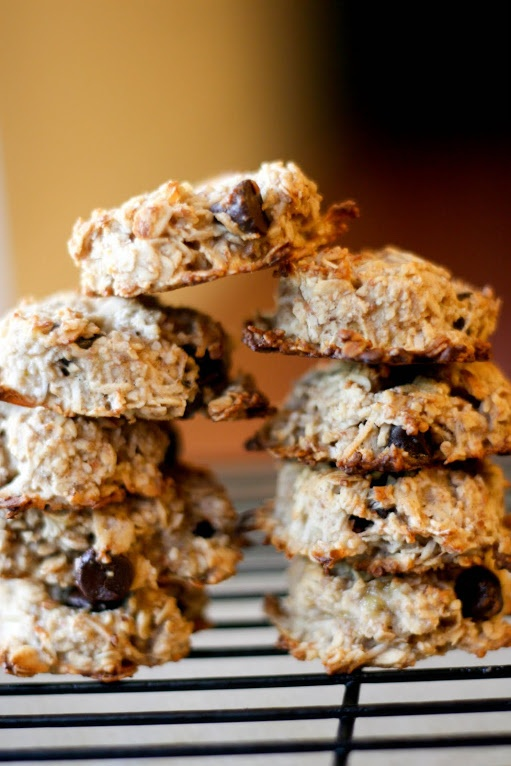 Une-deux senses: Nikki's Healthy Cookies | Healthy Food | Pinterest