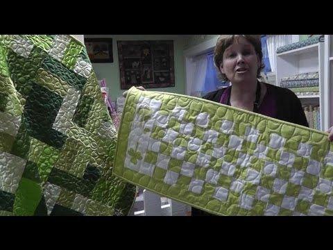 shamrock quilt