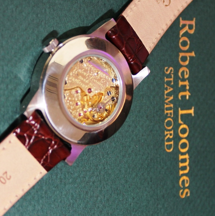 Pin by thewatchreviewsite on salonqp pinterest for Robert loomes watch