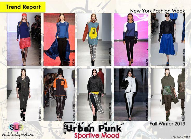 Sportive Mood ) Fashion Trend for Fall Winter 2013 New York Fashion ...