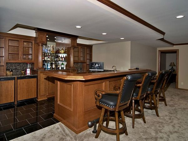 Pin by cheryl casali on for the home pinterest - Wet bar ideas for basement ...