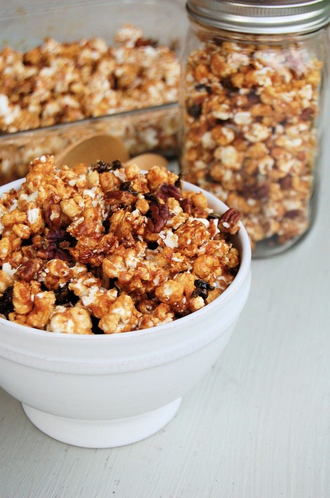 Spicy & Sweet Jalapeno Pecan Caramel Corn + Panola Pepper Father's ...