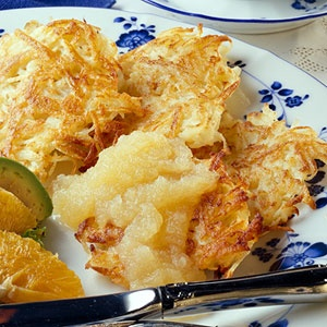 Classic Potato Latkes | Recipe