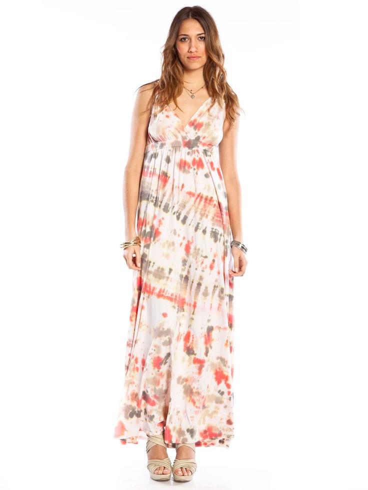 Funk Wash Organic Maxi Dress