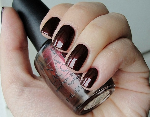 perfect for fall #nails #art #manicure