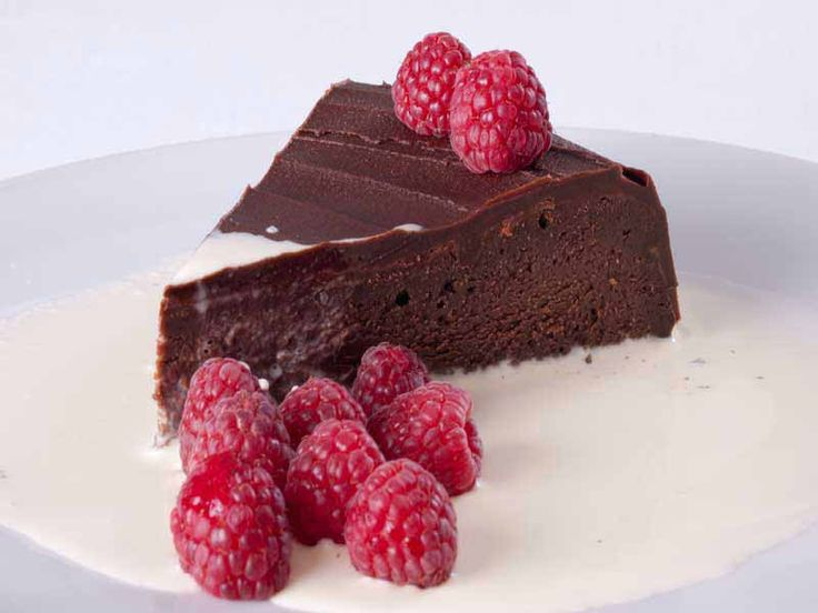 chocolate torts | French Chocolate Torte | desserts | Pinterest