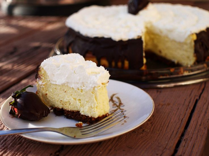 Grain-Free Cheesecake Use stevia instead of the dates and swerve ...