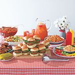 memorial day bbq meals