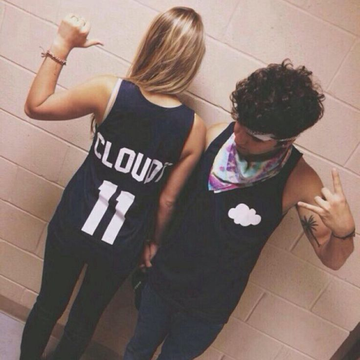 Pics For > Lia Johnson And Jc Caylen Kissing