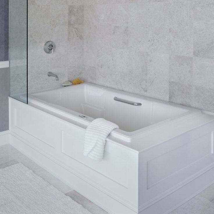 Toto Aby774n 12ycp Carrollton Soaker Drop In Tub