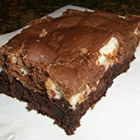 Mississippi Mud Brownies | Food | Pinterest