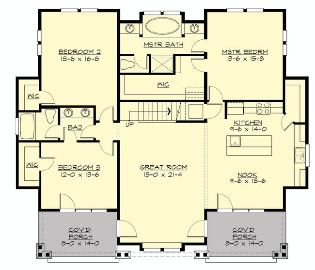 no formal dining room house plans pinterest