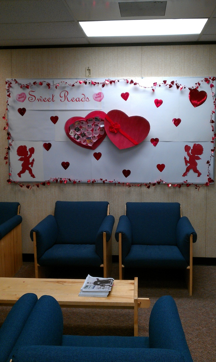 valentine day bulletin board ideas