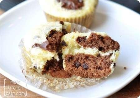 Chocolate Orange Swirl Muffins | fashion | Pinterest